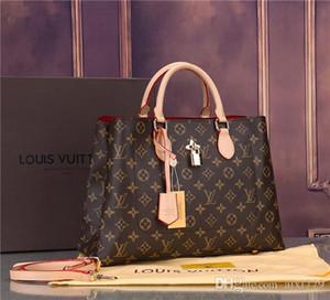 2020155 개 디자인 여성 핸드백 여성 토트 클러치 가방 높은 품질 클래식 어깨 가방 패션 가죽 핸드 가방 혼합 순서 핸드백 2
