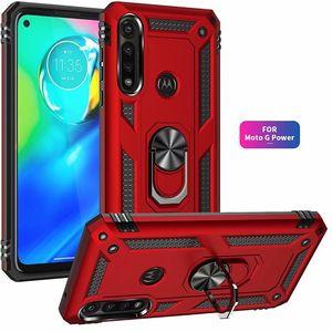 Antichocs militaire Téléphone pour Motorola Moto One Fusion G 5G plus E7 E6s E6 G rapide Stylus cas d'alimentation pour Moto G8 Alimentation Lite G7 plus