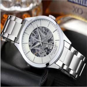 أعلى مازيراتي ووتش الرجال التلقائي الساعات الفاخرة 5711 الفضة حزام الأزرق الفولاذ رجالي الميكانيكية orologio دي lusso اليد تاريخ كرونو
