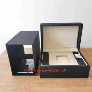 Горячий продавая высокое качество VC Overseas Часы Первоначально коробка документы Синий деревянные коробки сумки FiftySix Экскурс Overseas 4500V / 110A-B128 Часы