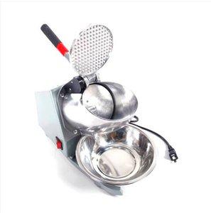 2019 Frete grátis Por Atacado Hot vendas 200 W 60Hz Uso Doméstico Prático Elétrica máquina de gelo Gelado Silver Shaver