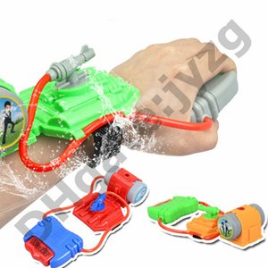 Песок Play Water Gun Toys Дети Лето Пляж Купания Игрушки Обучающие Water Fight Пистолет Плавание Наручные Водяные Пушки Лучший Подарок