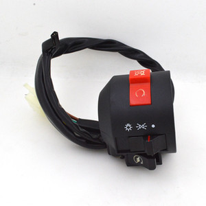 Motorcycle CBT 125 Handlebar Switch Assy Assembly For Honda CBT125 CBT 125 Quality products