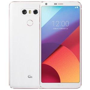 """LG G6 H870DS DÉLOCKED DUAL G6 H870DS DUAL SIM 5.7 """"Pouce 4GB RAM 64GB ROM Snapdragon 821 4G LTE Empreinte digitale pour l'Europe"""