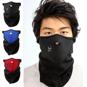 Maschera passamontagna polvere del vento Tenere Face - Protezione Moto Sport invernali coperture della testa del collo Cattura Velvet Giro maschere.