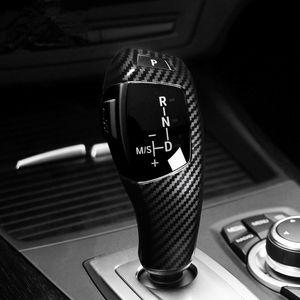 Car Styling vitesse Maj poignée manches Décoration couverture de finition pour BMW E60 E70 E71 X5 X6 Série 5 LHD Intérieur Accessoires Auto
