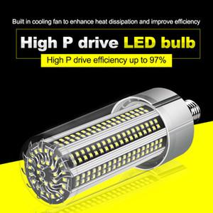 LED luminoso eccellente E27 Lampadina del cereale 80W-200W lampada LED 110V 220V Intelligente IC E39 E40 Big Power per parco giochi all'aperto Magazzino illuminazione