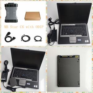 Полный набор MB Star сд c6 X-запись DoIP с D630 ноутбук 360GB SSD Диагностика Мультиплексор Soft-вещевого инструмент диагностики V06.2020 автомобиля
