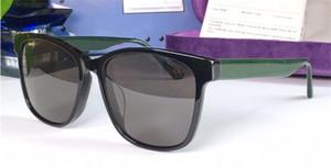 الموضة الجديدة شعبية نظارات مصمم النظارات الشمسية الرجعية 0417 متر مربع إطار المقابل الساقين اللون بسيطة على غرار الغلاف الجوي أعلى جودة