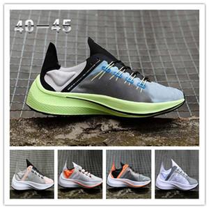 Şeffaf Exp X14 WMNS yarışçı kadın erkek atletik koşu ayakkabıları siyah beyaz turuncu EXP-X14 Sneakers Yakınlaştırma Fly Eğitmenler spor ayakkabı 36-45