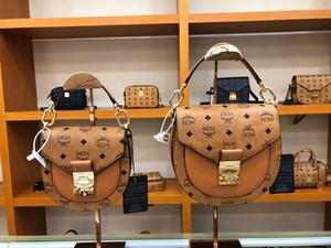 M (M 6226 messenger bag Shopping bag tracolla mini catena sacchetti del messaggio obliquo arco borsa tasche sacchetto cosmetico Totes 2pcs Vera pelle