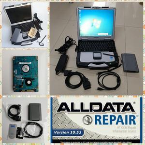 GTS TIS 3 OTC сканер Последние V13.00.022 Для T-oyota IT3 Сканер Auto Diagnostic Tools с CF-30 ноутбук и 1 Тб HDD