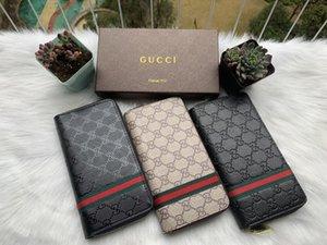 Tek zippy cüzdan tasarımcı cüzdan tasarımcı çanta çantalar kutusu ile nakliye cüzdanlar deri tasarımcı çanta kart yuvasını debriyaj womens