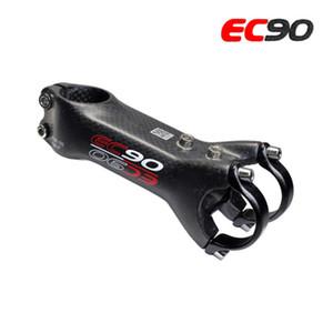 2017 Nova EC90 Fibra de Carbono total Mountain Bike Diâmetro / relação de marcha / Riser / mtb bicicleta Stem 31,6 * 28,6 / 6 Degree