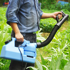 2 Packs 7L Fogger Machine In Stock Ultra Low Volume Electric Portable Fog Machine Agricultural Pesticide