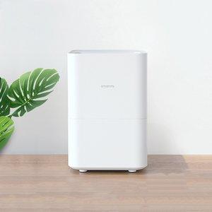 Neuer Haushalts-Luftbefeuchter Kein Mist Intelligent APP Fernbedienung Luftbefeuchter Smar Elektro Diffusor 4L große Kapazitäts