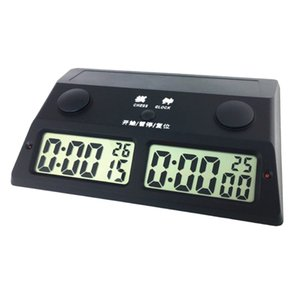 Chess Clock Digital Count Up And Down Alarm Timer Board Hour Meter Stopwatch