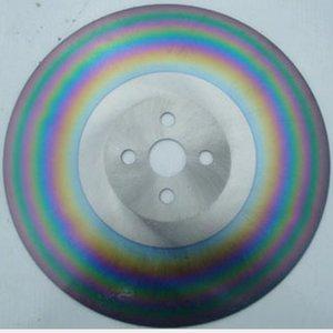 disco HSS-M42 taglio circolare lama 9 pollici rotelle 250 * 1.6 | 1.2 | 1.0 * 32mm rotondo dischi di taglio Strumenti teethless | 180T | 200T | arcobaleno 220T