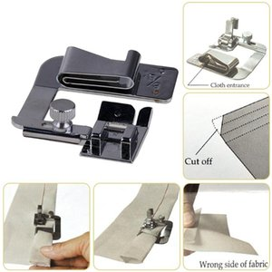 Stainless Steel Rolled Hem Presser Feet for Sewing Machine Parts Presser Foot Feet Hemmer Foot Domestic Crochet Tool