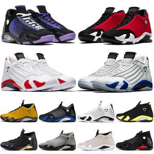 air jordan retro 14 14s Yeni Kalite Basketbol Ayakkabıları GYM Kırmızı DB Doernbecher Hiper Kraliyet Şeker Kamışı Jumpman SPM Beyaz 14 Thunder kapalı Eğitmenler Spor ayakkabılar
