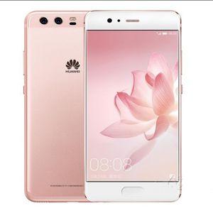 "Huawei P10 4 GB RAM 64 GB ROM Full LTE Banda Móvel Do Telefone Octa Núcleo 5.1 ""Câmera Traseira Dupla 20.0MP + 12.0MP NFC OTG OTA"