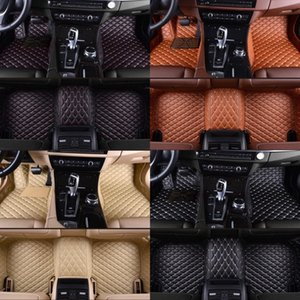Per la stuoia impermeabile della stuoia del pavimento dell'automobile di Range Rover Range Rover Evoque 2012 ~ 2015, facile da pulire e sostituire direttamente