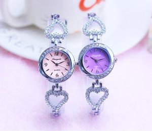 Moda Casual Muje reloj Quartzo novíssimo CHAOYADA pulseira relógios Mulheres Crystal Vestido de pulso Relógio das mulheres