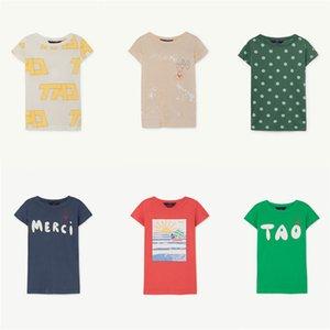 Bobozone 2019 Tao Hippo T-shirt per bambini per bambini Bambina estate Tee Tops Y19051003