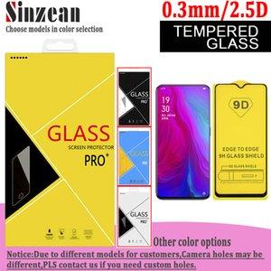 9D كاملة الغراء الزجاج المقسى حامي الشاشة للحصول XIAOMI Redmi 4X / Redmi 5Plus / Redmi Note4X / Redmi 5A / Redmi 5Pro في علبة كرتون
