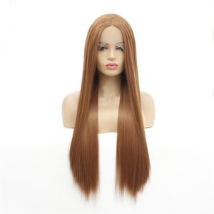 sintetici parrucche diritte a prezzi accessibili per le donne nere