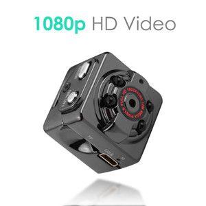 SQ8 Mini Pro Kamera 1080P Kaydedici DV Hareket Sensörü gün Gece Mikro Kamera Sport DV Kablosuz Kamera Kaydedici gitmek