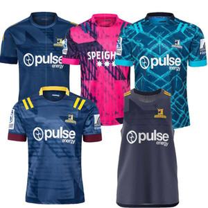 2020 고지 슈퍼 럭비 저지 훈련 유니폼 국가 럭비 리그 셔츠 뉴질랜드 고지 성능 러닝 셔츠