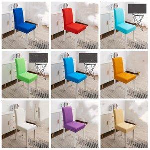 Nouveau élastique Chair Cover Connection semi-tronqués Bureau Fashion Celebration Chair Cover multi-scène Chaise universelle Housse de coussin LXL980Q