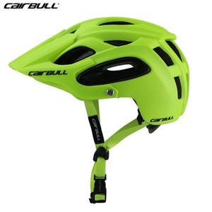 Hot vente CAIRBULL Casque de vélo de sécurité TRAIL XC VTT VTT Casque respirant Racing Route Vélo 6 couleurs