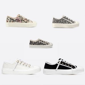 New High Quality Women Fashion Luxury Designer Shoes Sneakers Womens Running Shoes Run Away Sneaker platform Espadrilles shoe008 DI01