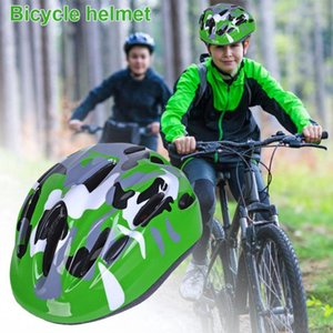 Bike Helmet Bicycle Camo Helmet Adjustable Breathable Riding Skating Multifunctional Sports Head Protector Casco