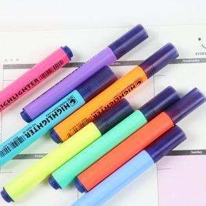 20190622 caneta fluorescente caneta de marcação caneta caderno