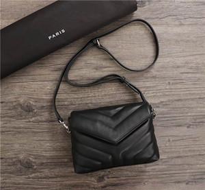 New Global Livraison gratuite Classic Luxury Matching cuir Sac à bandoulière Le meilleur sac à main Qualité 26599 Taille 20cm 12cm 5cm