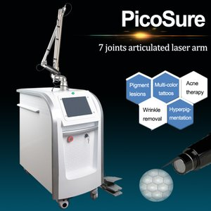 Nouveau picoseconde Détatouage laser Machines Picosure Semiconductor Laser Therapy Pour Scar spot picoway détatouage