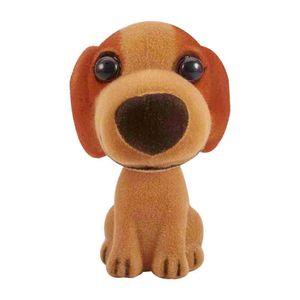 Auto Ornament Shaking Puppe Kopf schütteln Hunde Autoinnenwackelhund