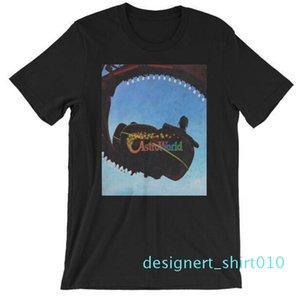 Hommes d'été T-shirt Rapper Travis Scott Astroworld Lettre Femmes Imprimer Hip Hop Casual Tshirt Lovers T-shirts d'été Top Fashion Wear d10