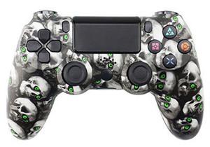 Проводной беспроводной bluetooth геймпад для PS4 контроллера PS4 внешний вид патентной сертификации ЕС самые модные личности