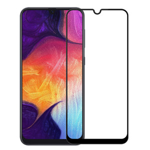 9H Full Cover Tempered Glass Screen Protector Silk Printed FOR Samsung Galaxy A2 CORE J2 CORE A9 2019 A9 2018 J4 PLUS J6 PLUS 1000pcs