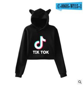Em 2019, novos fabricantes vendem Tik tok solta grande tamanho orelha de gato, boné, espartilho umbilical diretamente para as mulheres fabricantes