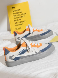 chaussures de toile de femmes 2020 nouvelle version coréenne des modèles d'automne de la marée de baskets ulzzang sauvages chaussures blanches de marée de sport