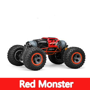 large Twist RC Car Lizard Bigfoot R Wireless Remote control vehicle All-terrain four-drive cross-country climbing car kid;s toys deformable