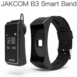 JAKCOM B3 inteligente reloj caliente de la venta de los relojes inteligentes como las rapaces Jersey 3 bf de vídeo mp3