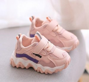 Spring and autumn baby soft soled walking shoes for boys and children sports shoes for girls