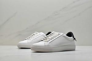 scarpe firmate con autentico scarpe casual in pelle con strada sneaker dal design di lusso sneaker per uomo GIV sneakers con scatola