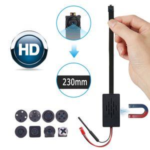 Mini Hidden Camera WiFi Wireless Piccolo piccolo Nanny Cam HD 1080P Covert casa monitoraggio di sorveglianza telecamere di sicurezza